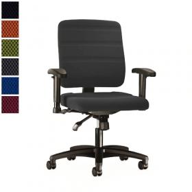 Prosedia bureaustoel Yourope 3 met lage rug