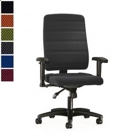 Prosedia bureaustoel Yourope 8 met hoge rug