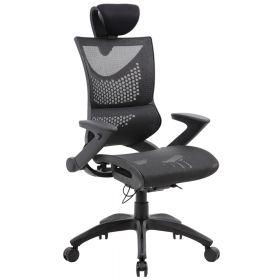 Bureaustoel Deluxe comfort - Voldoet aan NEN-EN 1335 norm *OUTLET*