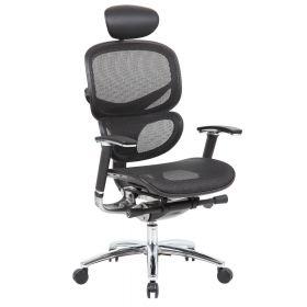 Bureaustoel Luxurious comfort - Voldoet aan NEN-EN 1335 norm *OUTLET*