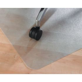 Vloerbeschermer PVC - Harde vloer - 120x150cm