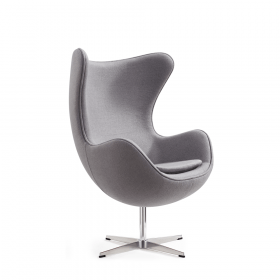 Egg Chair grijs *OUTLET*