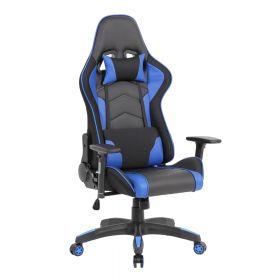 Gamestoel Advanced - Blauw *OUTLET*