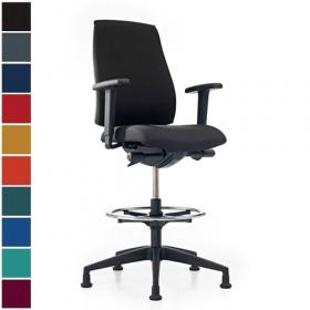 Prosedia bureaustoel Se7en Basic Counter (glijders)