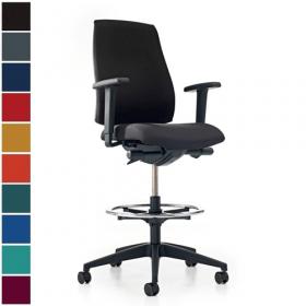 Prosedia bureaustoel Se7en Basic Counter (wielen)