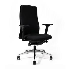 ergonomische bureaustoel Prosedia W8RK Ergo zwart