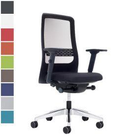Prosedia bureaustoel W8RK Ergo Net