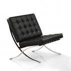 Barcelona Chair - Zwart
