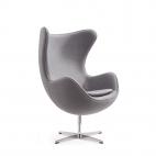 Egg Chair Grijs