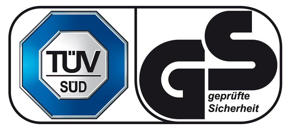 TÜV ISO 9001 kwaliteitsgarantie